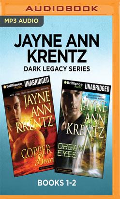 Jayne Ann Krentz Dark Legacy Series: Books 1-2