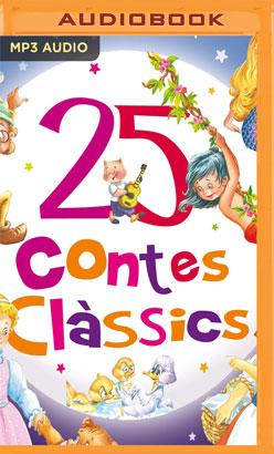 25 Contes clàssics (Narración en Catalán)