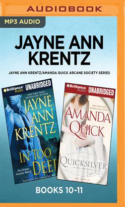 Jayne Ann Krentz/Amanda Quick Arcane Society Series: Books 10-11