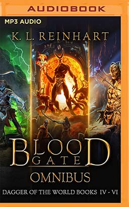 Blood Gate Omnibus