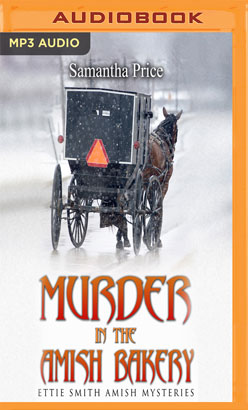Murder in the Amish Bakery