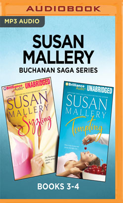 Susan Mallery Buchanan Saga Series: Books 3-4