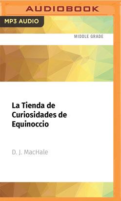 La Tienda de Curiosidades de Equinoccio