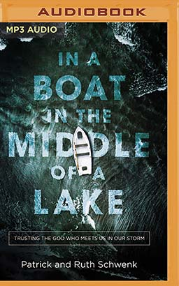 In a Boat in the Middle of a Lake