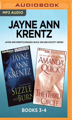 Jayne Ann Krentz/Amanda Quick Arcane Society Series: Books 3-4