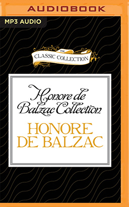 Honore de Balzac Collection