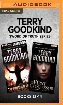 Terry Goodkind Sword of Truth Series: Books 13-14