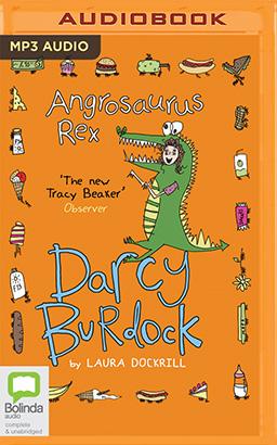 Angrosaurus Rex