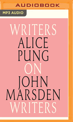 Alice Pung on John Marsden