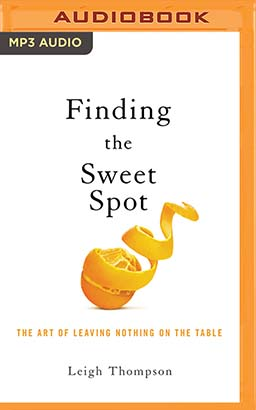 Negotiating the Sweet Spot