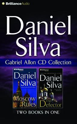 Daniel Silva Gabriel Allon CD Collection 2