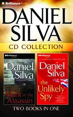 Daniel Silva CD Collection