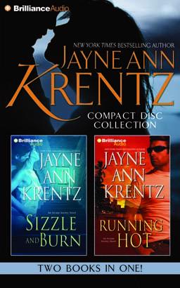 Jayne Ann Krentz CD Collection 4