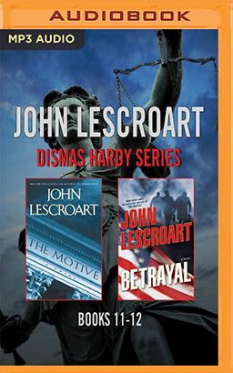 John Lescroart - Dismas Hardy Series: Books 11-12