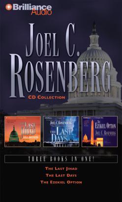 Joel C. Rosenberg CD Collection