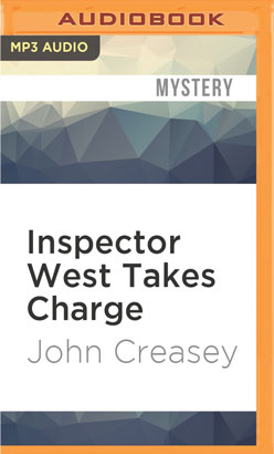 Inspector West Takes Charge