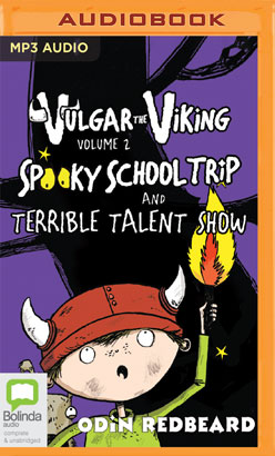 Vulgar the Viking: Volume 2