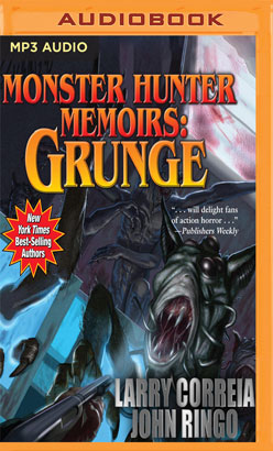 Monster Hunter Memoirs: Grunge