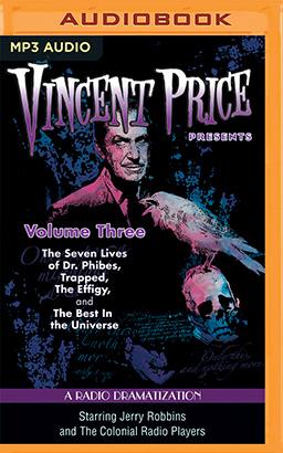 Vincent Price Presents - Volume Three