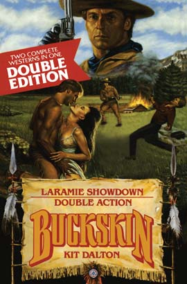 Buckskin Double: Laramie Showdown/Double Action