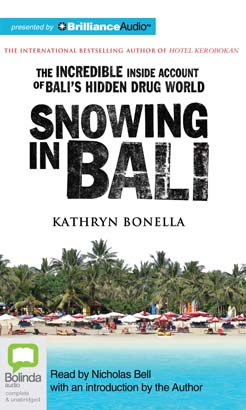 Snowing in Bali