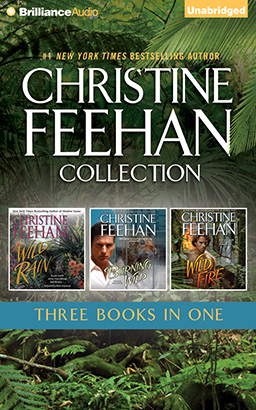 Christine Feehan 3-in-1 Collection