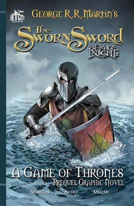 Sworn Sword: The Graphic Novel, The