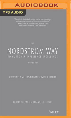 Nordstrom Way to Customer Experience Excellence, 3rd Edition, The