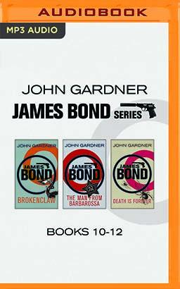 John Gardner - James Bond Series: Books 10-12