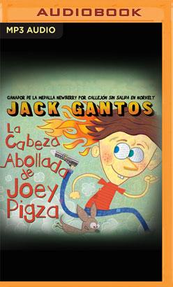 La cabeza abollada de Joey Pigza