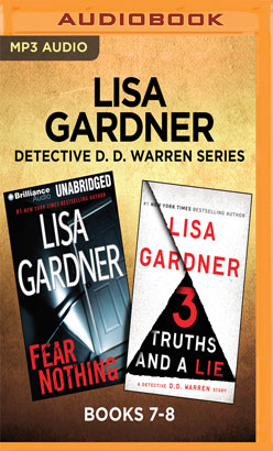 Lisa Gardner Detective D. D. Warren Series: Books 7-8