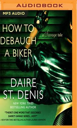 How to Debauch a Biker