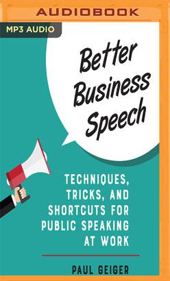 Better Business Speech