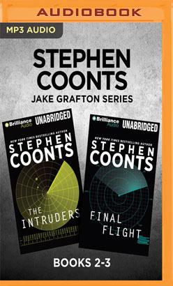 Stephen Coonts Jake Grafton Series: Books 2-3