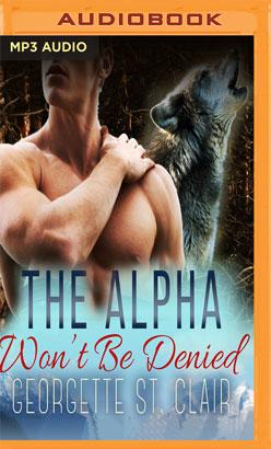 Alpha Won't be Denied, The