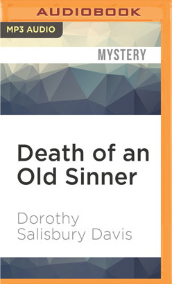 Death of an Old Sinner