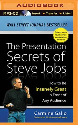 Presentation Secrets of Steve Jobs, The
