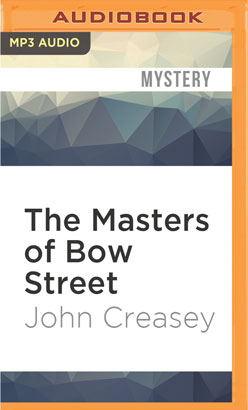 Masters of Bow Street, The