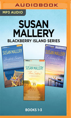 Susan Mallery Blackberry Island Series: Books 1-3