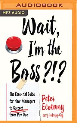 Wait, I'm the Boss?!?