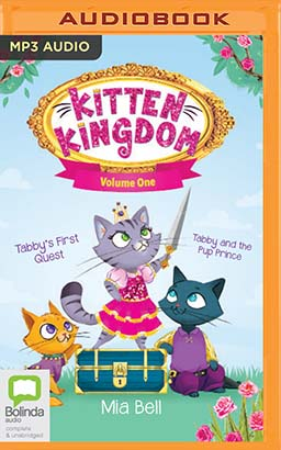 Kitten Kingdom Volume One