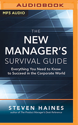New Manager's Survival Guide, The