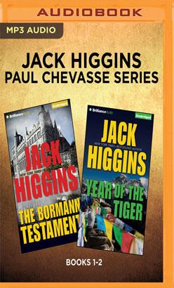 Jack Higgins - Paul Chevasse Series: Books 1-2