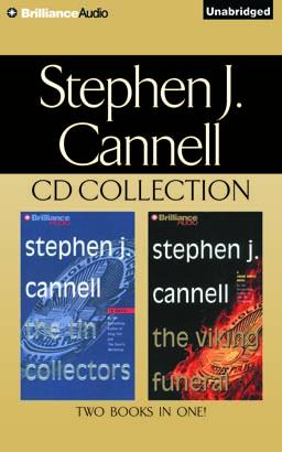 Stephen J. Cannell CD Collection