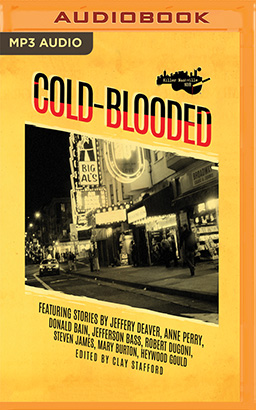 Killer Nashville Noir: Cold-Blooded