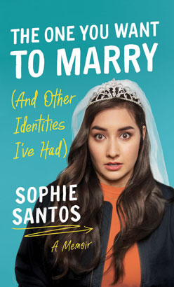 One You Want to Marry (And Other Identities I've Had), The