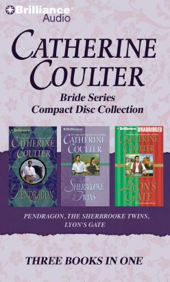 Catherine Coulter Bride CD Collection 3