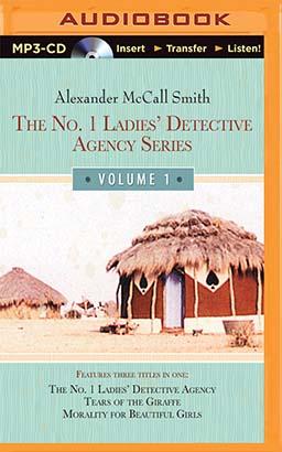 No. 1 Ladies' Detective Agency Series – Volume 1