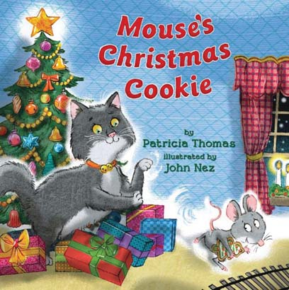 Mouse's Christmas Cookie