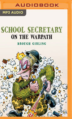School Secretary on the Warpath